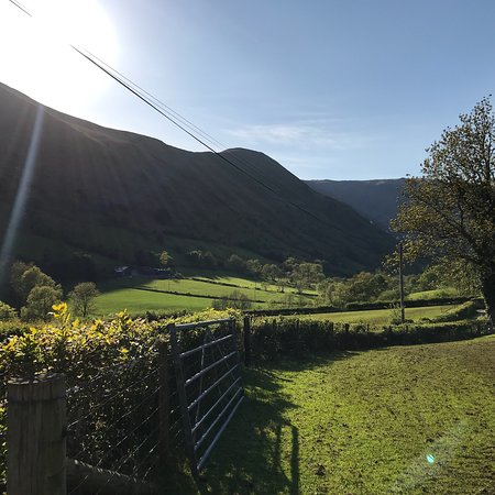 Dinas Mawddwy, UK: photo1.jpg
