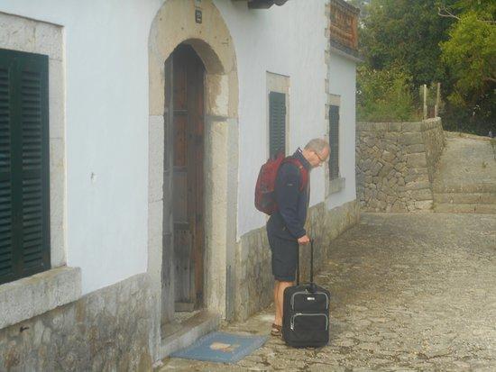 Alaró, Spanien: Hoofdgebouw