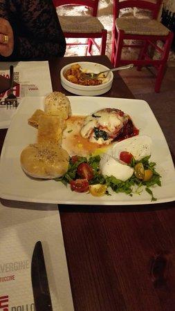 Contigliano, Włochy: Osteria Mia