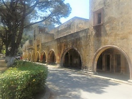 Eleousa, Grecja: The Arcade