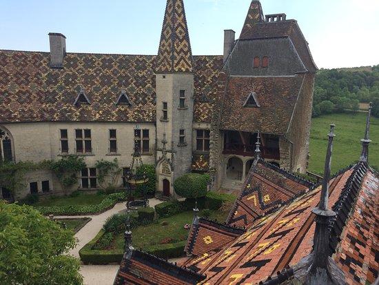 Chateau de La Rochepot: Bijou