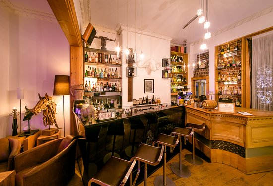 Hotel Una: Cocktail Bar