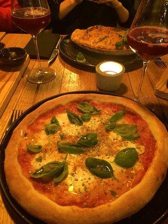 Il Fornaio 178 : Pizza Margherita