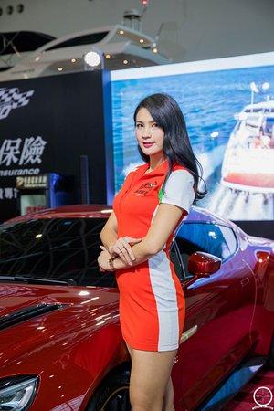 Kaohsiung Exhibition Center: 2018高雄遊艇展,小晰晰