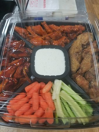 Americus, GA: JJ's Wings & Things