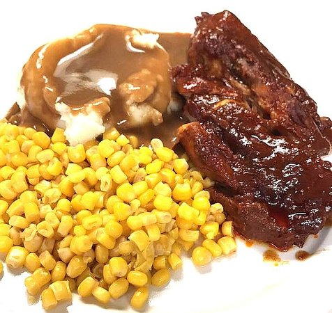 Winner, SD: Delicious BBQ RIBS
