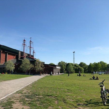 Vasa Müzesi: Street view