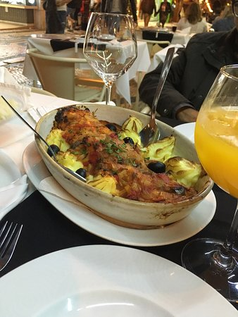 Bacalhau concha d'ouro Português Típico