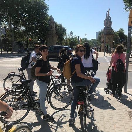 Zdjęcie 2,5-hour Barcelona City Bike Tour