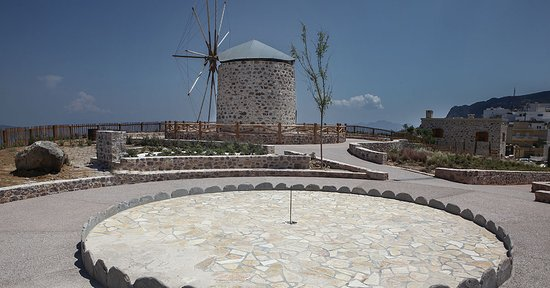 Early 19th century windmill and