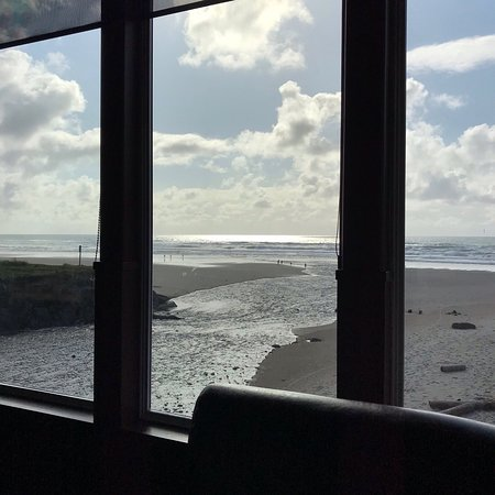 Kyllo's Seafood Grill : View from our table
