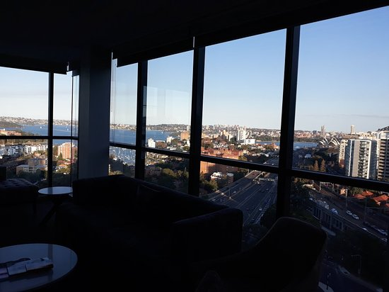 Room with Harbour view ... just WOW