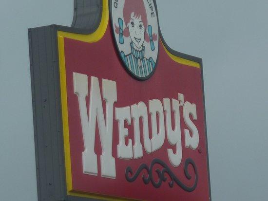 Columbus, NC: Wendy's