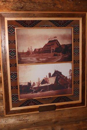老忠實飯店照片