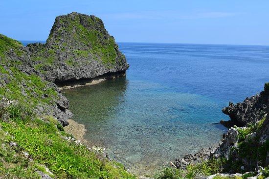 Cape Maeda: 真栄田岬①