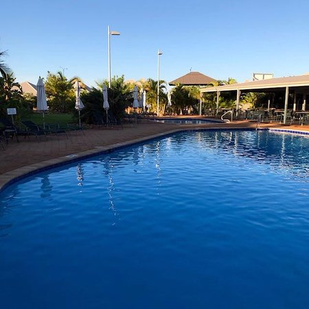 Exmouth Escape Resort: Pool