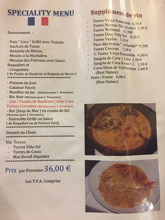 Restaurant Bahia Photo