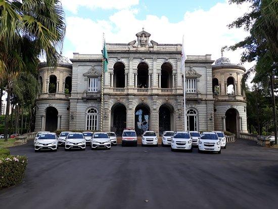 Fachada do Palácio da Liberdade
