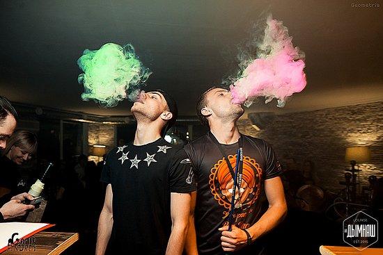 Феодосия: Наши дымные мастера!