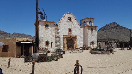 Old Tucson照片