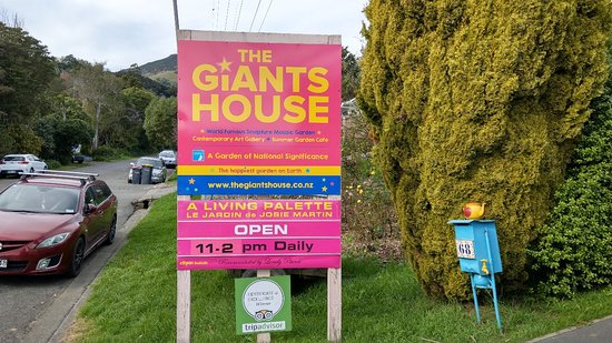 The Giant's House: 巨人之家