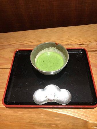 Happoen Garden: 抹茶をいただきました