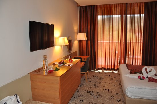 Hotel Balnea Superior: Room