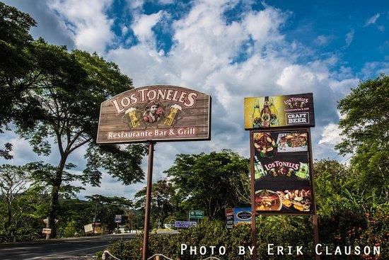 Restaurante Los Toneles: Los Toneles - Costa Rica