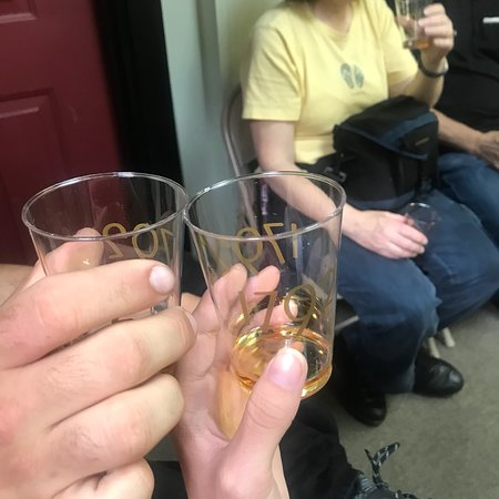 Barton 1792 Distillery: May 19, 2018. Such a great tour. Rick K. and crew were amazingly friendly and knowledgeable. Try