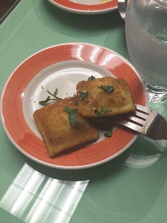 Canajoharie, NY: Fried ravioli
