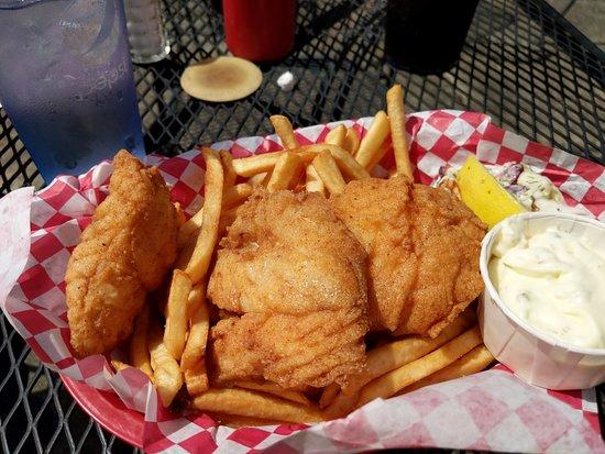Web Locker Restaurant: Fish & Chips