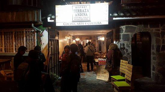 Terraza Andina Quito Restaurant Reviews Photos Phone