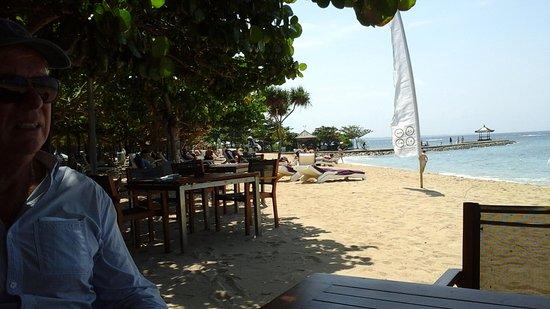 Tamarind Mediterranean Brasserie: view