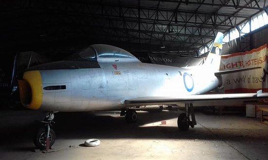 Narromine, Австралия: Vietnam-war-era RAAF Sabre