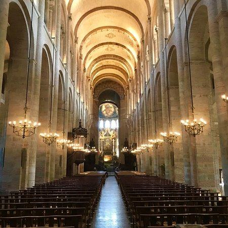 Basilique Saint-Sernin ภาพถ่าย