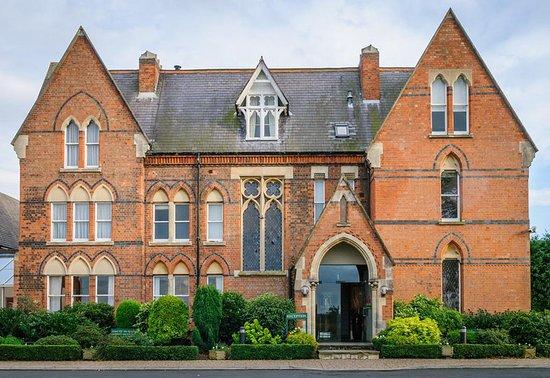 Ettington, UK: Exterior