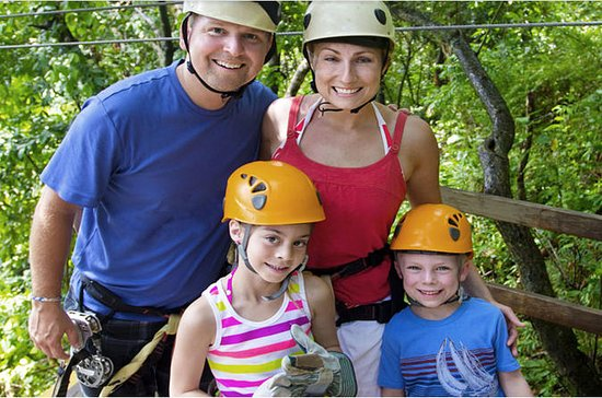 Best of Roatan Zip Line adventure ...