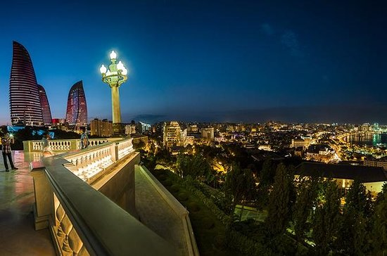 7 days 6nights at Baku 5 Star Tour to...
