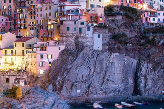 CINQUE TERRE: IN THE BLUE!