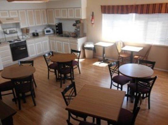 Henrys Fork Inn: Restaurant