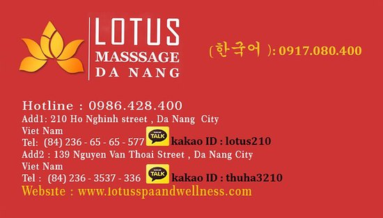 Lotus Spa & Wellness Danang