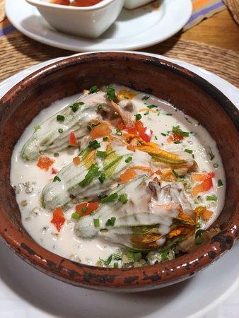 La Casa del Pan Papalotl: Nuestros platillos son hechos con productos frescos y de temporada