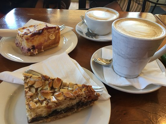 Richmond, New Zealand: Cheesecake