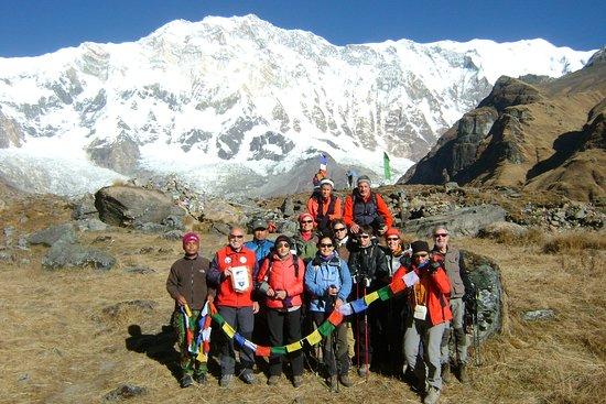 Glacier Nepal Treks