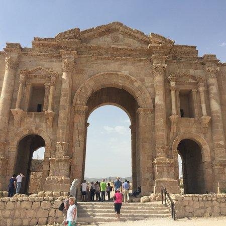 Jerash, Jordanien: photo6.jpg