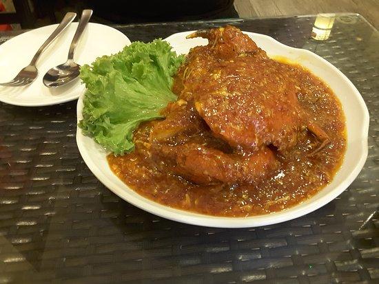 Yu Cun Kitchen: Chilli crab