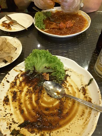 Yu Cun Kitchen: The end result