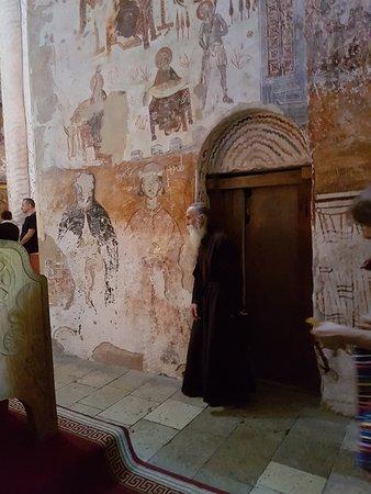 Racha-Lechkhumi and Kvemo Svaneti Region, Georgia: Никорцминда (ნიკორწმინდა) - собор XI века,