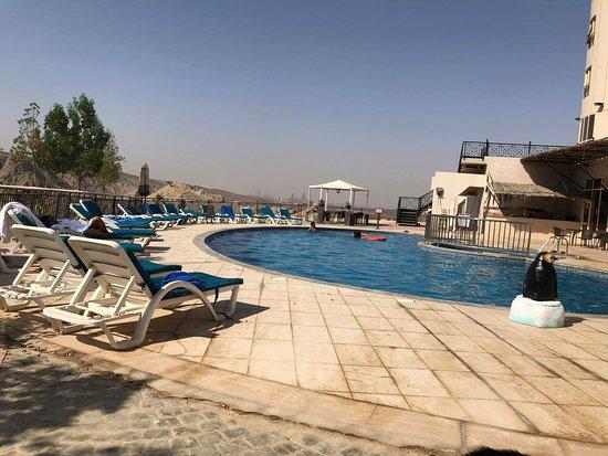 Swimming Pool Bild Von Golden Tulip Khatt Springs Resort Spa Ras Al Khaimah Tripadvisor
