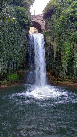 Tobera, Spania: Cascada mas grande